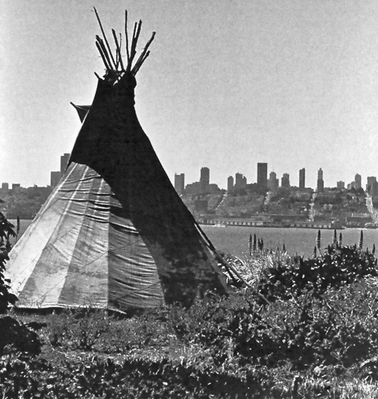 thesis on indians and alcatraz The purpose of this research paper the american indian movement and occupation of alcatraz is to analyze the american indians believed they occupied.