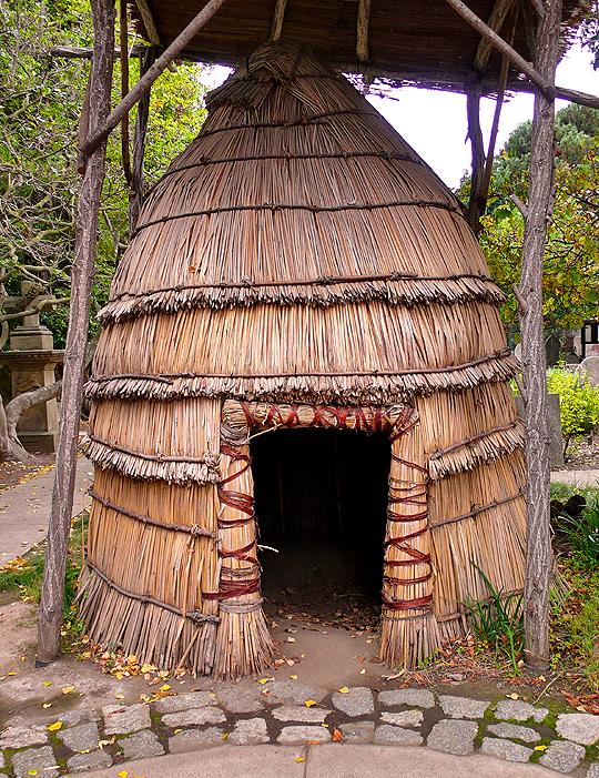 ohlone-dwelling