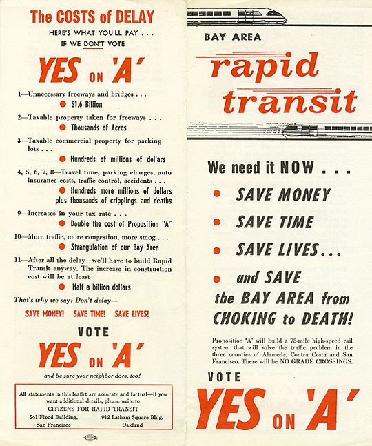 BART Proposition A 1962, courtesy Prelinger Library