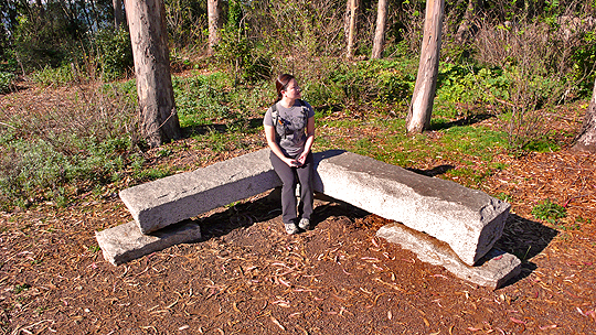 Charin, Mount Sutro Open Space Reserve, San Francisco