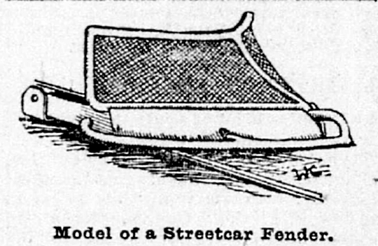 Model of a Streear Fender,