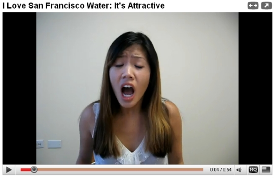 San Francisco Water is Attractive!
