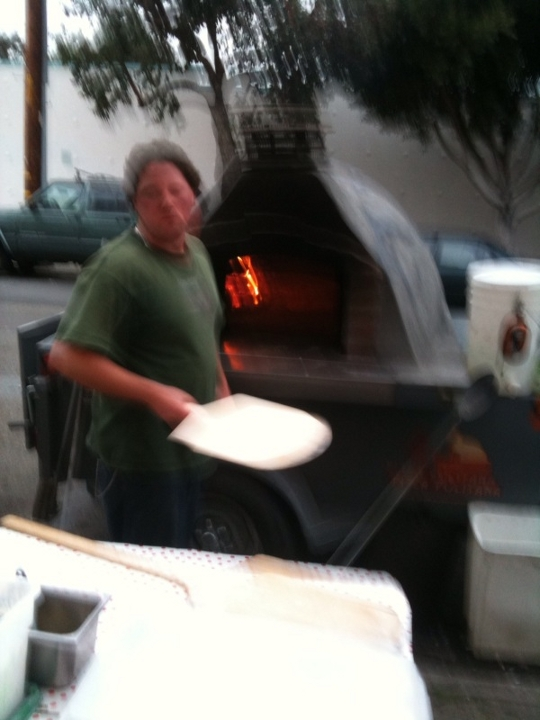 Curbside Brick-Oven Pizza, San Francisco