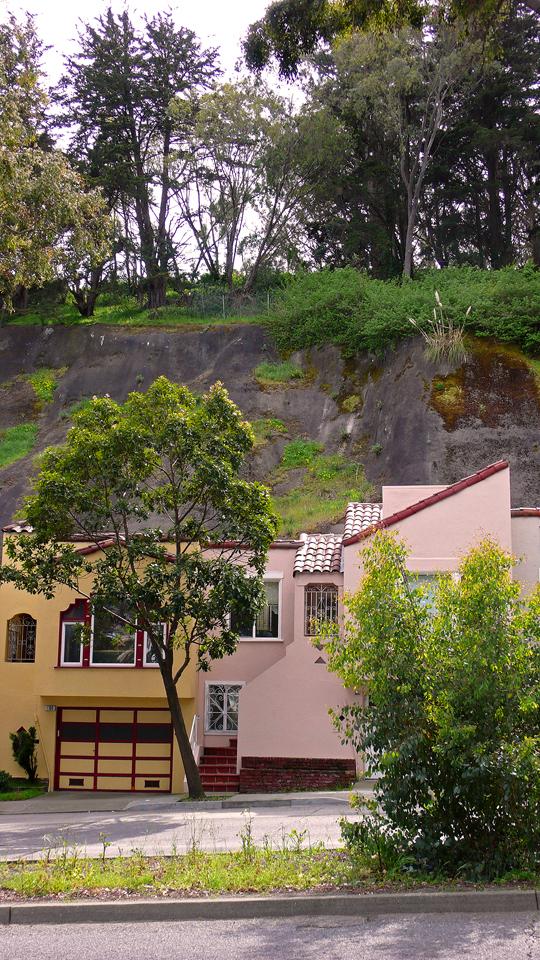 Dorothy Erskine Park Exists, San Francisco
