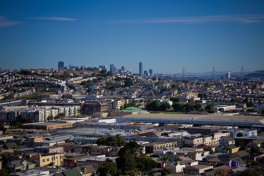 Bayview Park, Cityscape, San Francisco