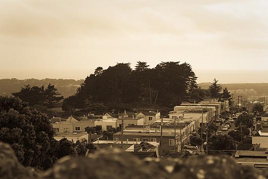 Brooks Park, San Francisco