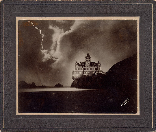 "Cliff House ""Lighting"" Photograph, San Francisco"
