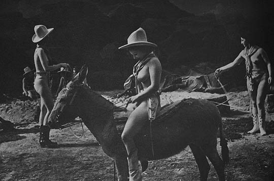 Sally Rand's Nude Ranch, San Francisco; photo by Seymour Snaed