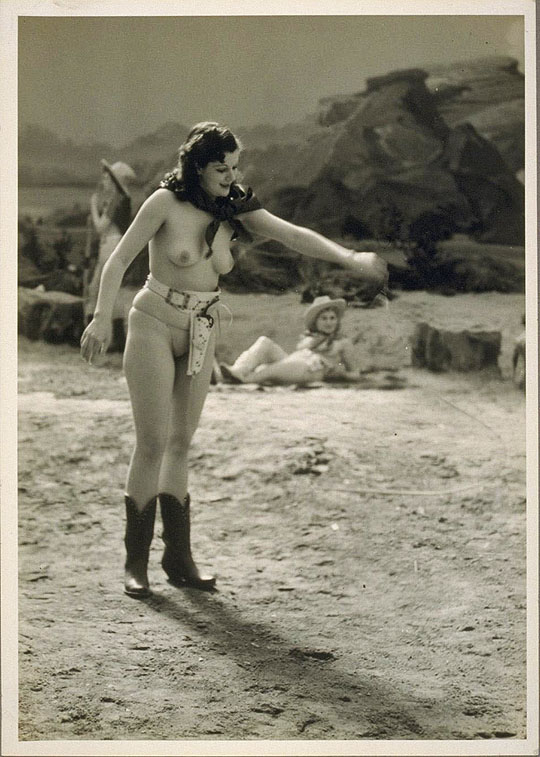 Sally Rand's Nude Ranch