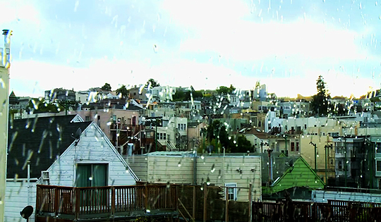 Rainy Time Lapse, San Francisco