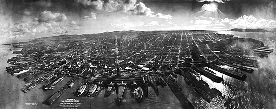 Leveled San Francisco, 1906